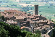 Cortona Historical Centre Private Tour
